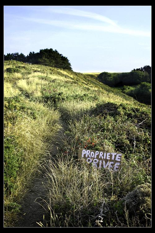 Propriété privée © Bruno Forêt
