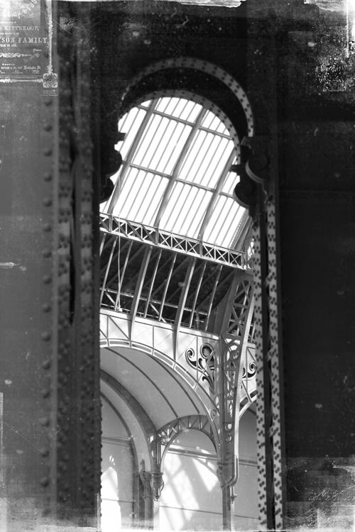 Grand Palais © Bruno Forêt