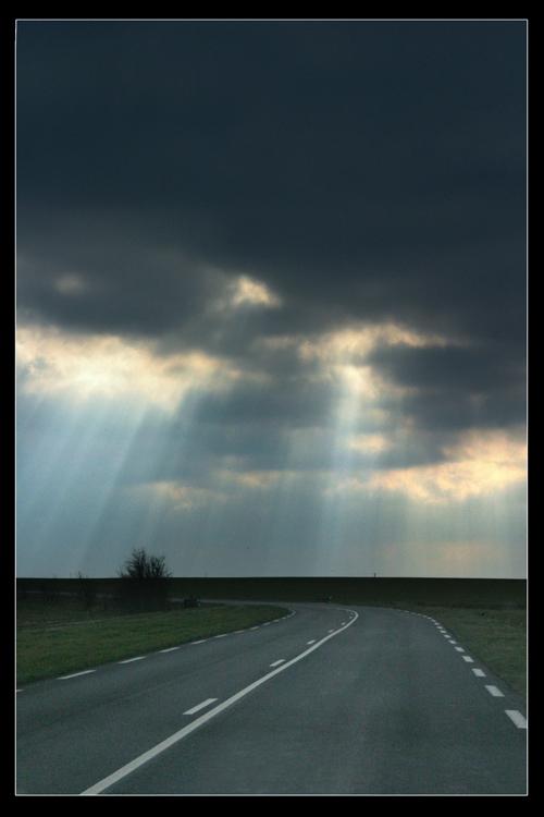 De la route au ciel © Bruno Forêt