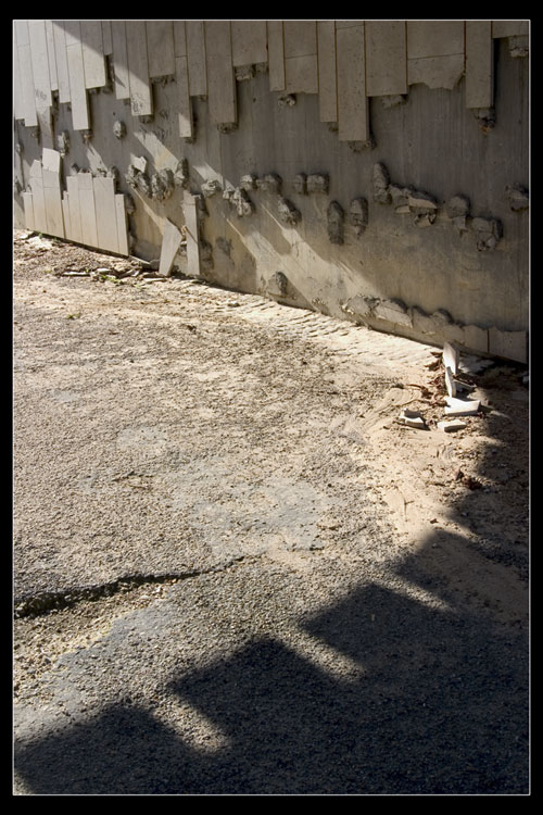 Mur murs © Bruno Forêt